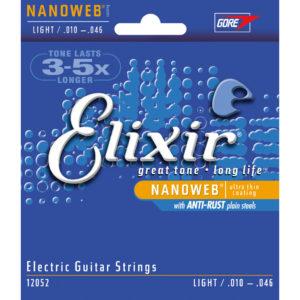 Elixir 12052 Light 10-46