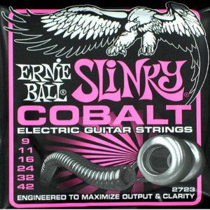 Ernie Ball Cobalt Slinky 9-42