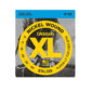 D'Addario EXL125 Nickel Wound, Super Light Top/Regular Bottom, 9-46