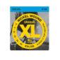D'Addario EXL125 Nickel Wound, Super Light Top/Regular Bottom, 9-46