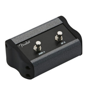 Fender MS-2 2 Button Mustang Footswitch