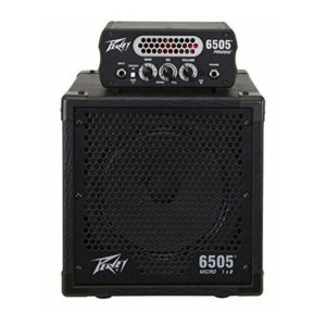 Peavey 6505 Pirahna Head plus Micro Cabinet