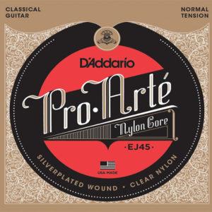 DAddario EJ45 Pro Arte