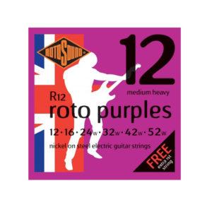 Rotosound R12 Purples 12-52