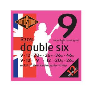 Rotosound Double Six R30SL 12-String 9-46