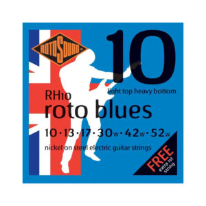 Rotosound RH10 Blues 10-52