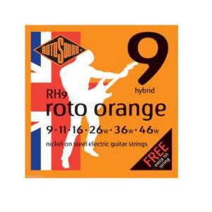 Rotosound RH9 Orange 9-46