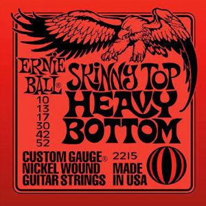 Ernie Ball Skinny Top Heavey Bottom 10-52