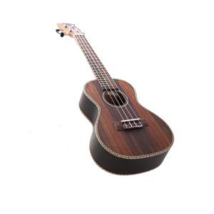 Snail UKC-498 Ebony Concert Ukulele inc Gigbag